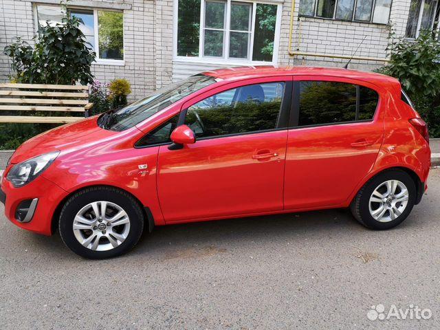 Opel Corsa, 2013  89603321151 купить 1