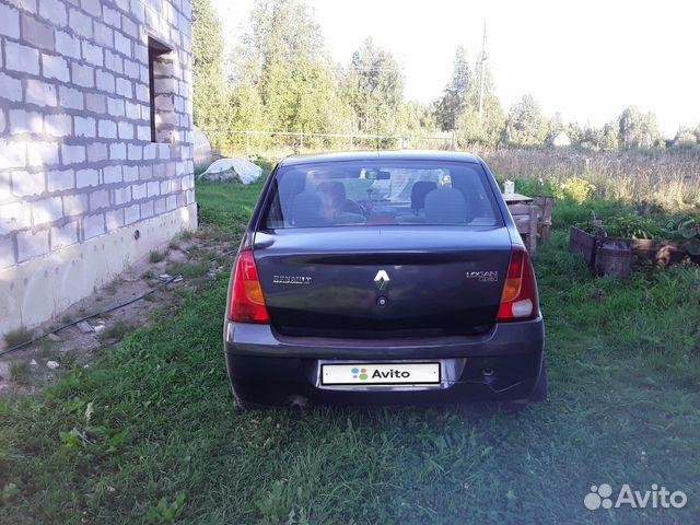 Renault Logan, 2006  89095757704 купить 2