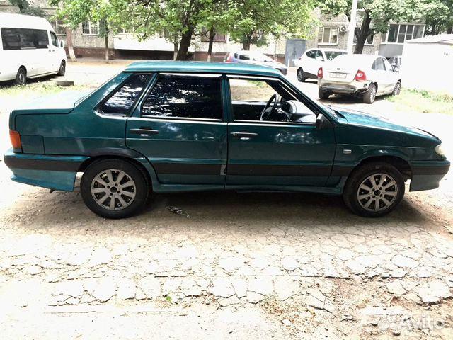 ВАЗ 2115 Samara, 2001  89182771835 купить 3