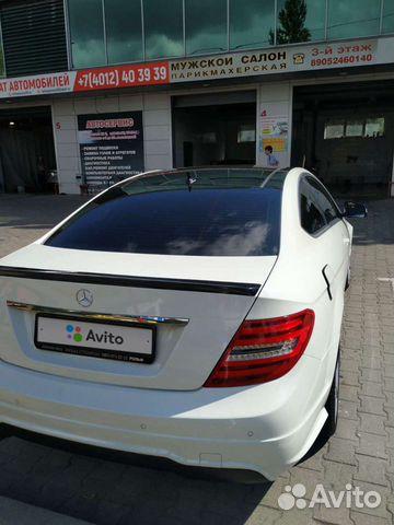 Mercedes-Benz C-класс, 2012  89622544207 купить 5