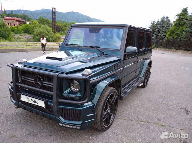 Mercedes-Benz G-класс, 2003  89280729001 купить 3