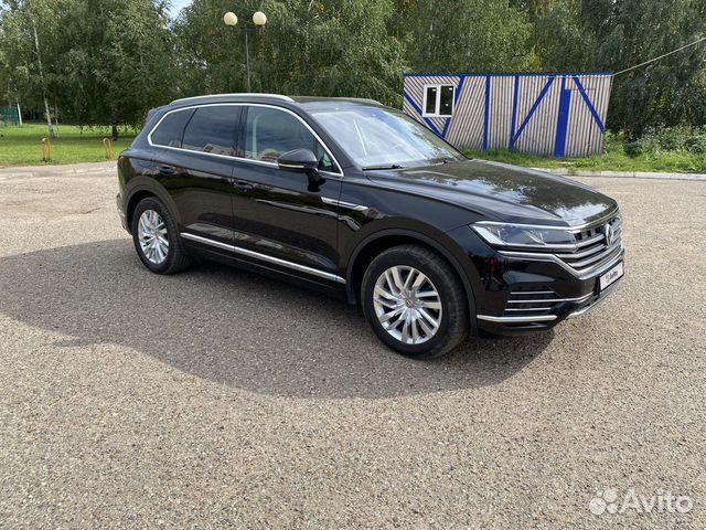 Volkswagen Touareg, 2018  89011531144 купить 2