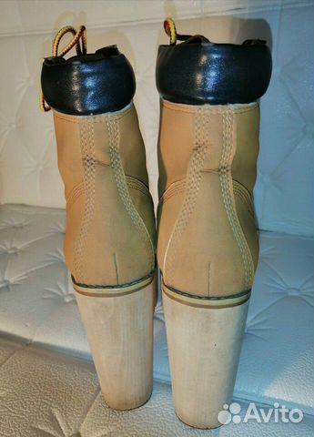 Ботинки Jeffrey Campbell, США,36 размер  89632935615 купить 4