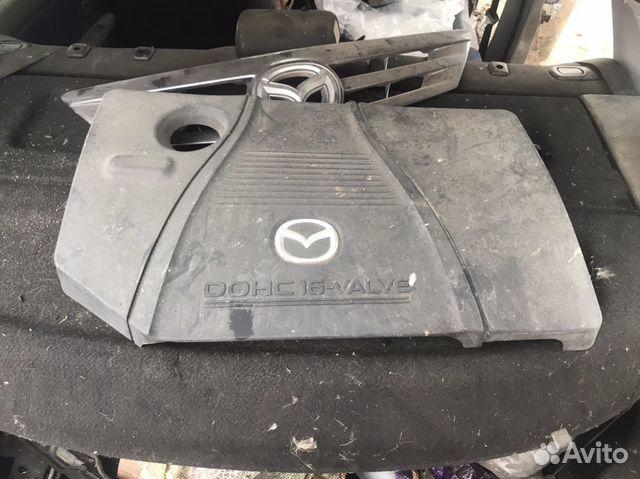 89644905044  Крышка двигателя Mazda 3bk LF 2.0 150лс