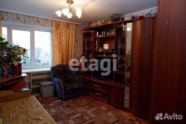1-к квартира, 25 м², 6/9 эт.