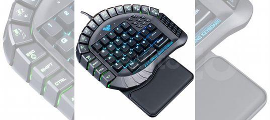 Механическая игровая клавиатура aula SI881 купить в Санкт-Петербурге с доставкой   Бытовая электроника   Авито