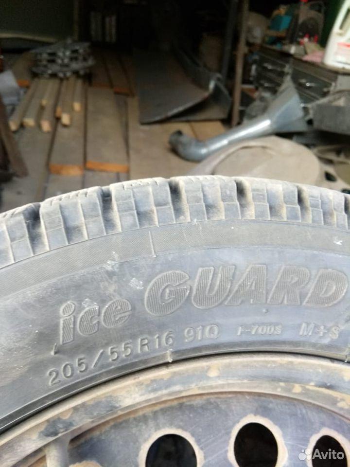 Шипованные колеса Yokohama R16 для Форд  89108568275 купить 2