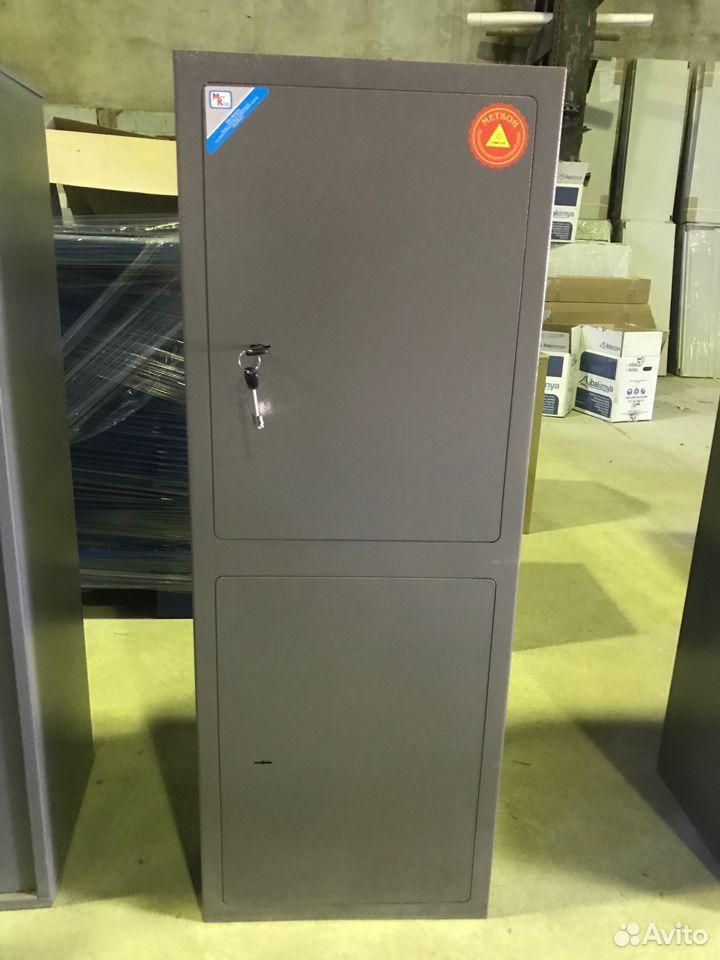 Шкаф (сейф) металлический офисный для документов