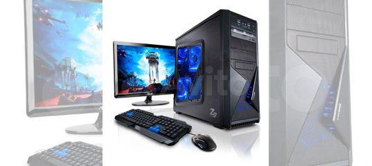 Компьютер i7 + RX 4 Gb