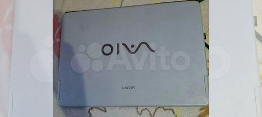 Продаю ноутбук Sony