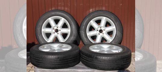 Колеса Nissan Murano