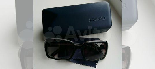 Солнечные очки Jil Sander. Оригинал купить в Саратовской области на Avito —  Объявления на сайте Авито ca7cc70a98d