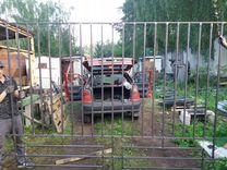 Заборная секция, забор, ограждение