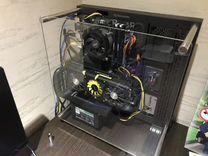 Продам системный блок +монитор