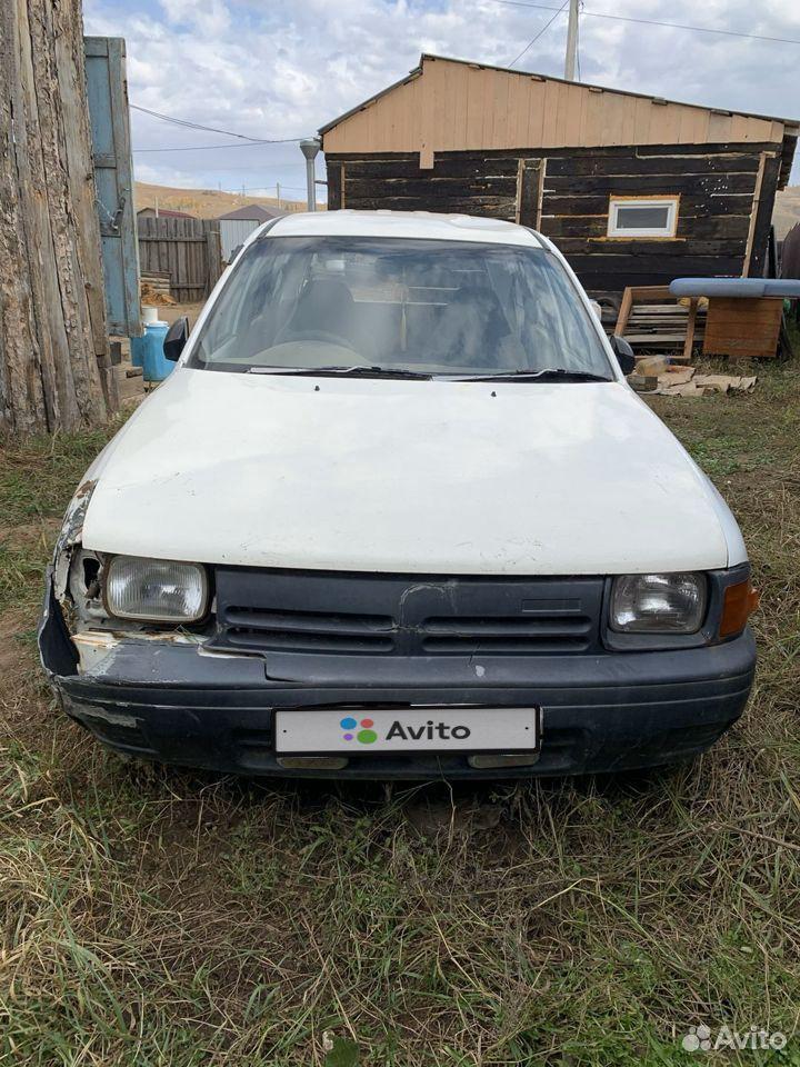 Nissan AD, 1996  89644620583 купить 4