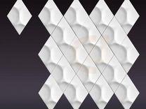 3Д панель гипсовая для стен 3D