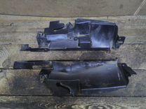 Воздуховод радиатора jeep grand cherokee wk2 2013+