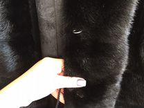 Шуба норковая, поперечка — Одежда, обувь, аксессуары в Москве