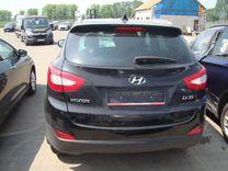 Разбор. Hyundai ix35 2.0 ат 2014 г