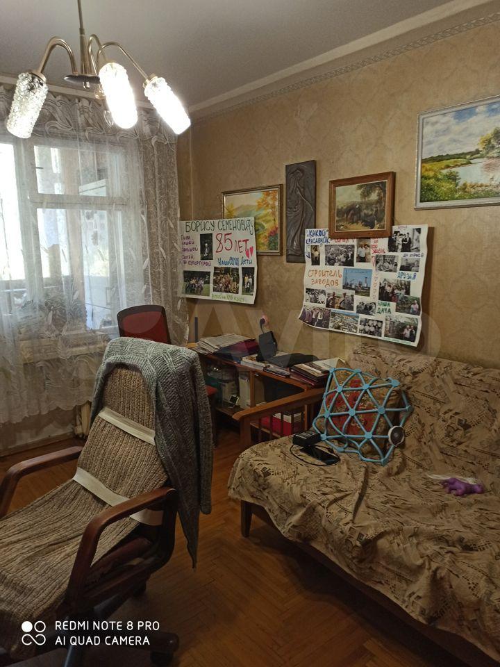 3-room apartment, 68 m2, 2/5 floor.