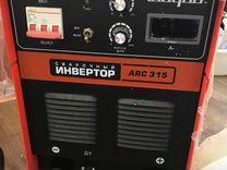Инвертор сварочный Сварог ARC 315