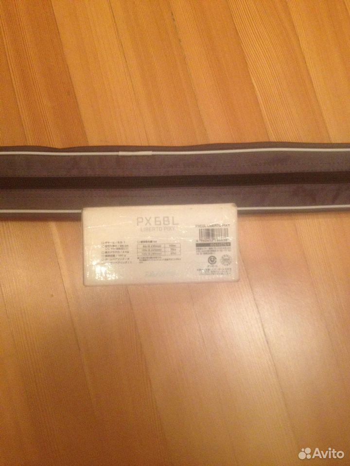 Кастинговый комплект ул. лайт. Супер палочка + PX6  89038199328 купить 1