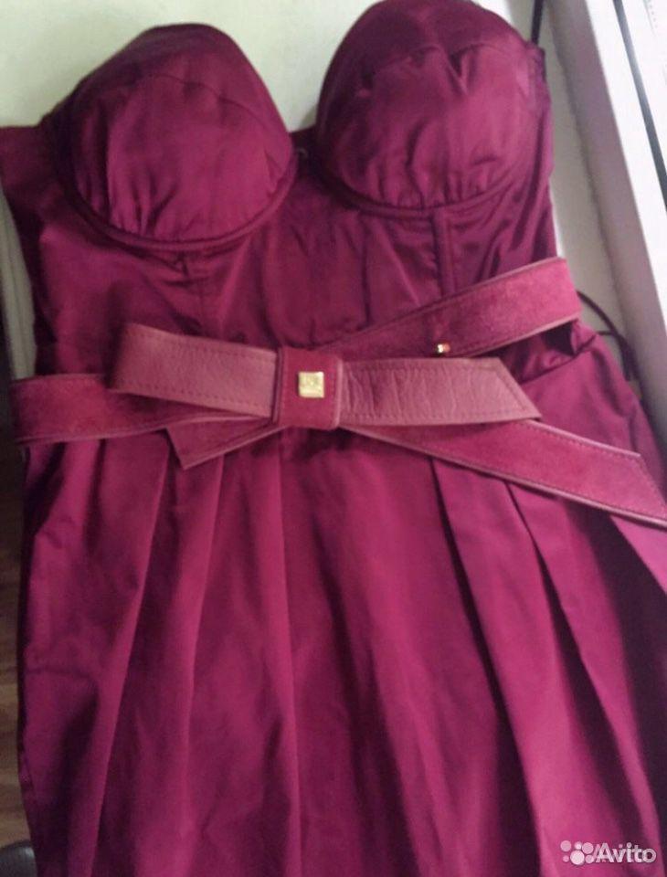 Платье Корсет Elisabetta Franchi оригинал  89889950542 купить 2
