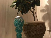 Настольный Светильник с шариками Orbiz
