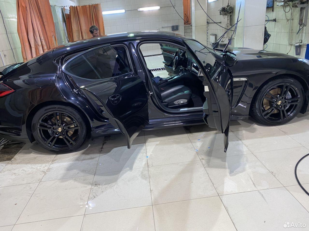 Porsche Panamera, 2010  89034692832 купить 4