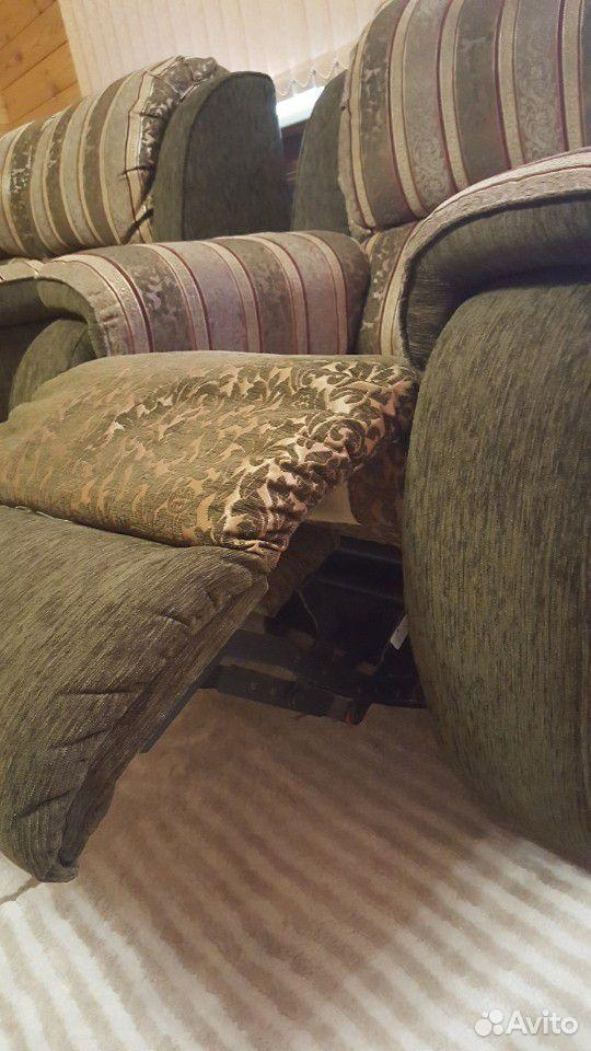 Диван и кресло раскладное  89105008692 купить 6