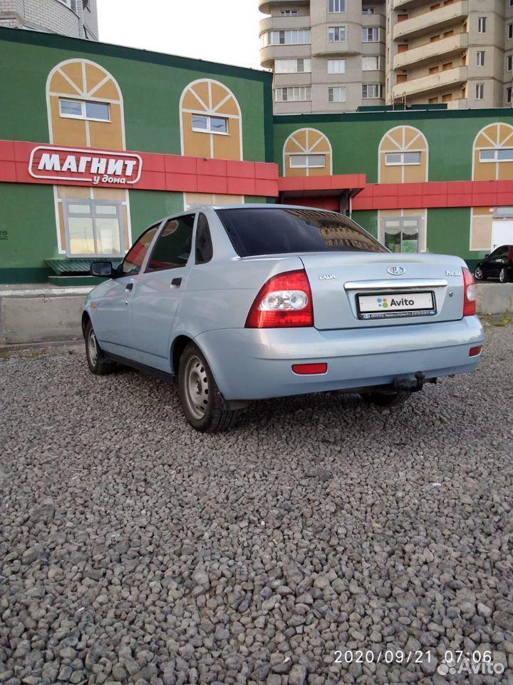LADA Priora, 2007  89102427013 купить 3