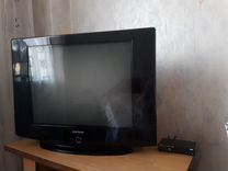 Телевизор SAMSUNG и цифровая приставка MDI
