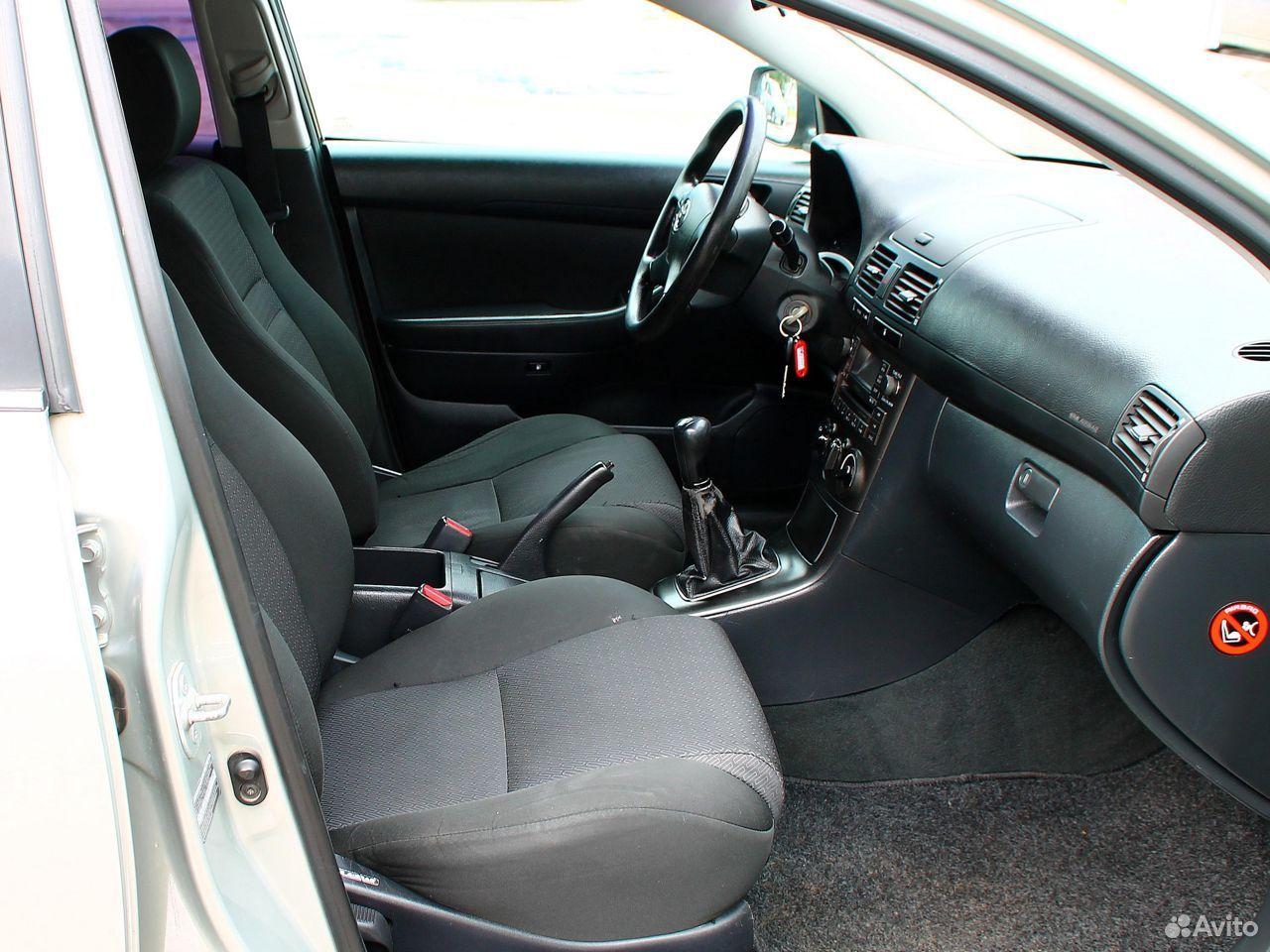 Toyota Avensis, 2008  83432890270 купить 6