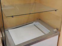 Шкаф- витрина охлаждающая стеклянная