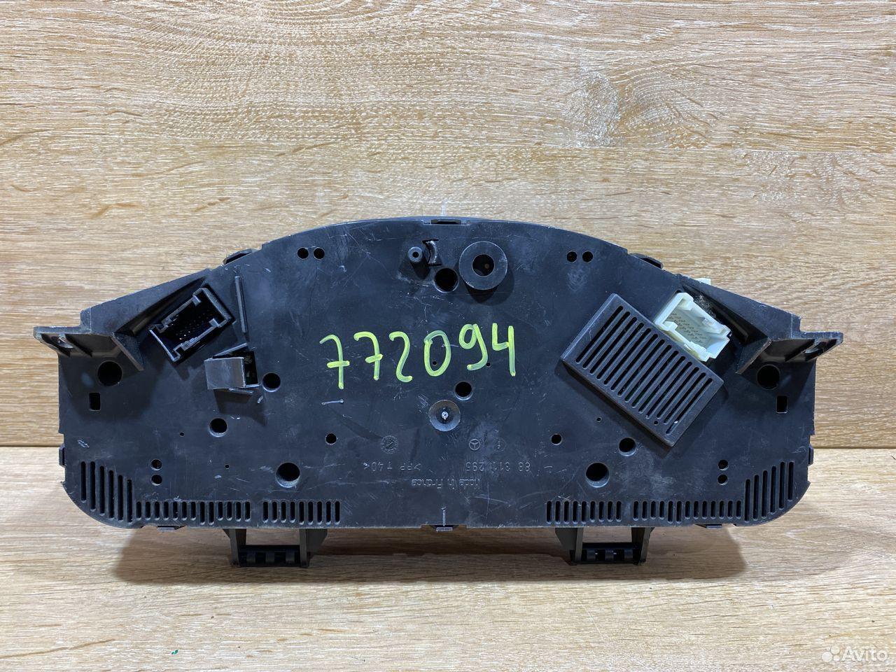 Панель приборов Mercedes Sprinter дизель 772094  89534684247 купить 4