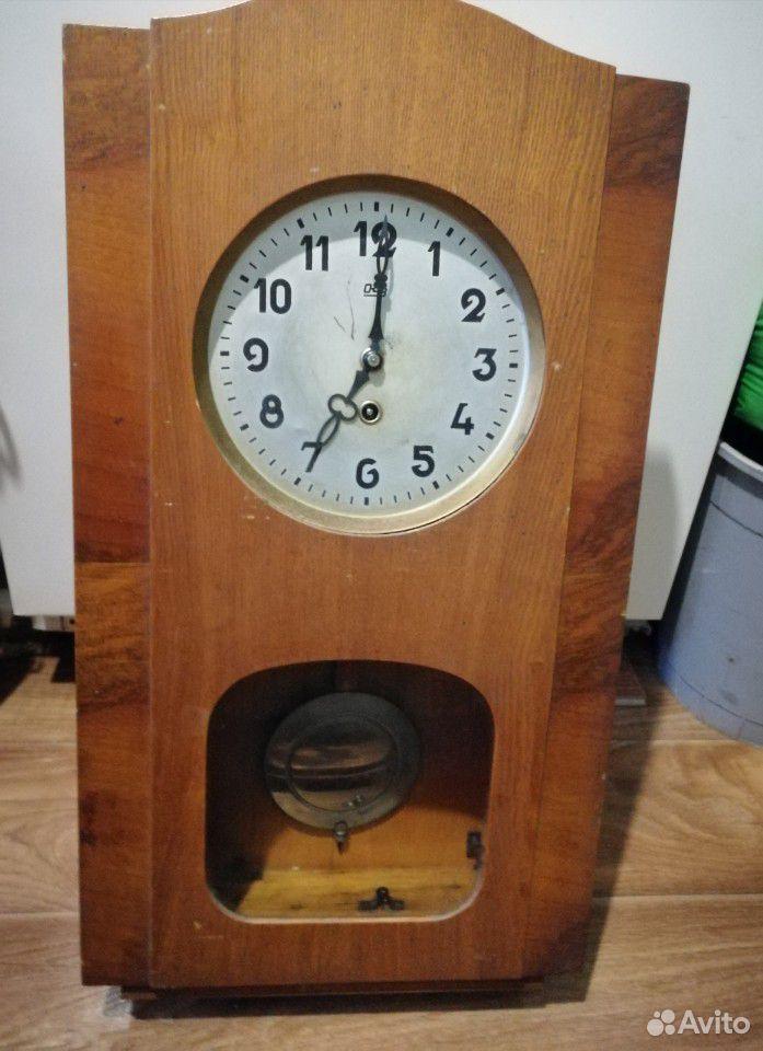 Часы настенные очз без боя  89870820216 купить 4