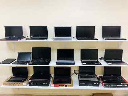 Ноутбуки б/у на i3, i5, i7