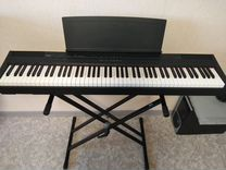 Электронное пианино yamaha P-105