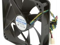 Вентилятор 120x120мм Chieftec AF-1225PWM новый