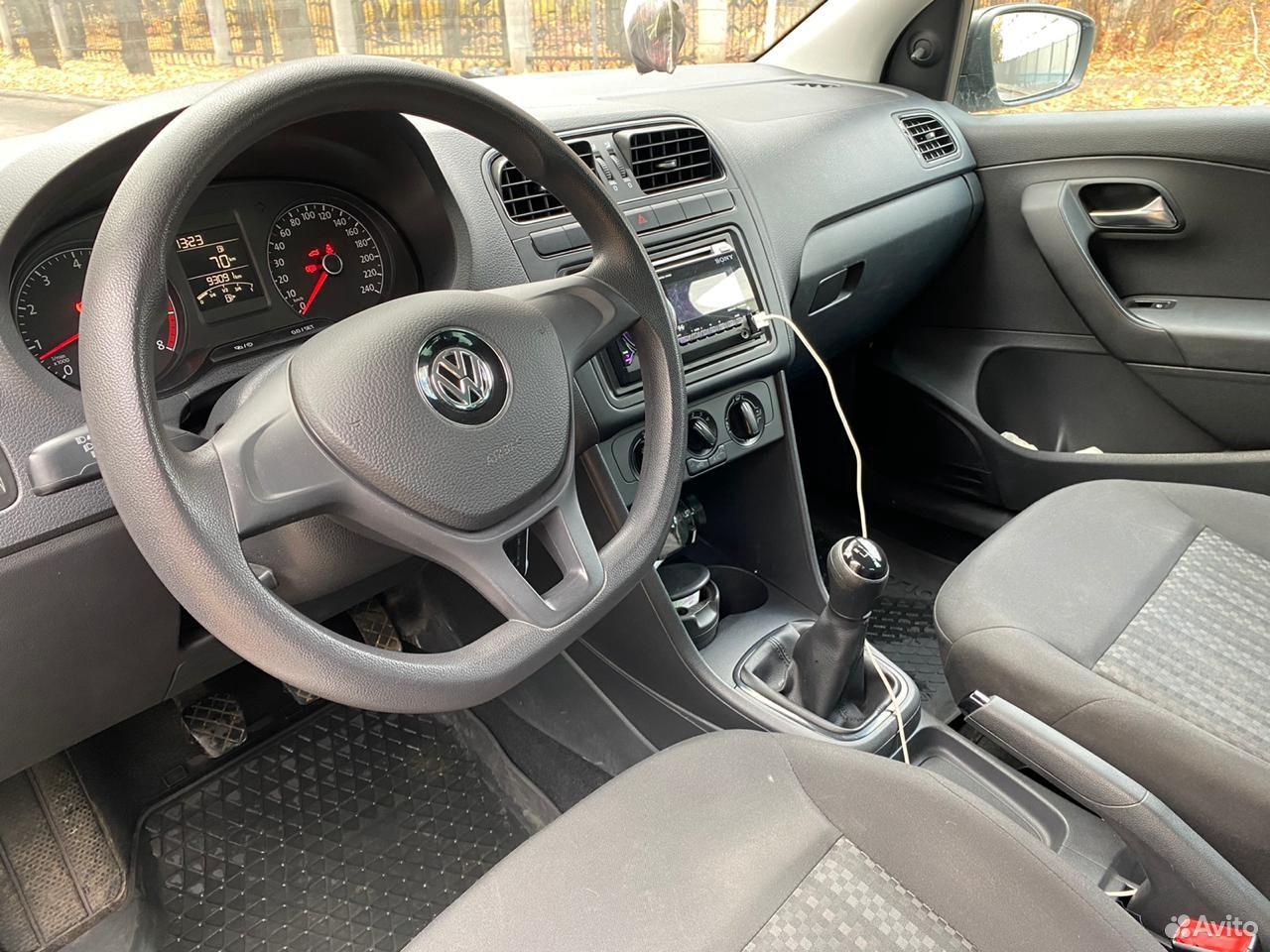 Volkswagen Polo, 2015  89063919707 купить 5
