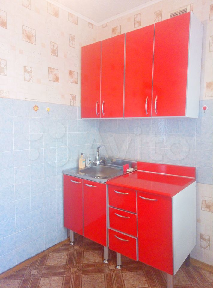 1-к квартира, 31 м², 4/4 эт.