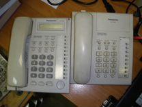 Системные телефоны Panasonic kx-t7730, 7560