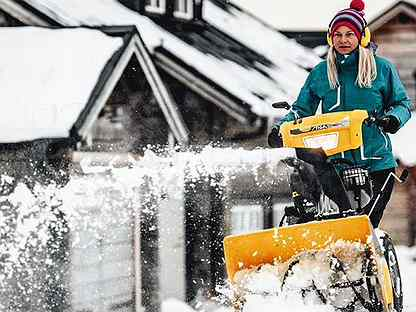 Снегоуборщик Stiga Snow Blizzard бензиновый