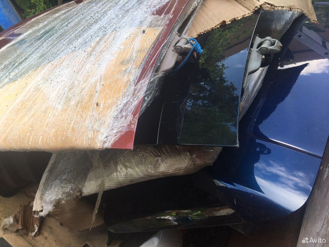 Bmw x5 e70 задняя крышка багажника 5 дверь  89203215747 купить 1