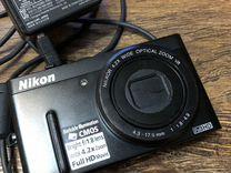 Фотоаппарат Nikon Coolpix P300