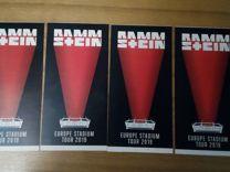 Билеты на Rammstein спб 02.08.2019