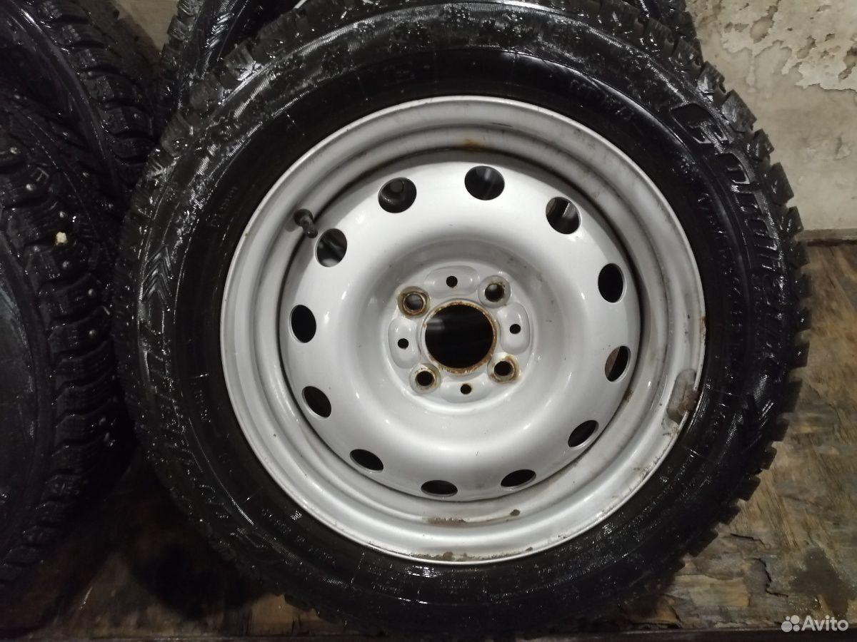 Зимние колеса в сборе резина Нордман 5  89510914550 купить 3
