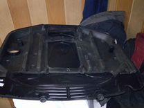 Декоративная крышка двигателя мерс бенс GLE 3 5 D