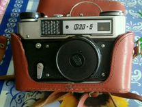 Фотоаппарат фэд 5 — Фототехника в Твери