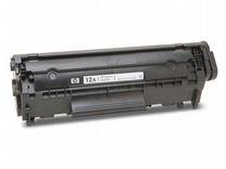 Бу картриджи для лазерных принтеров и мфу